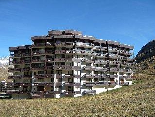Apartment Les Tommeuses  in Tignes, Savoie - Haute Savoie - 2 persons, 1 bedroom