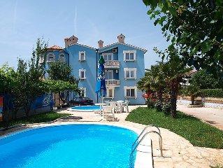 Ferienwohnung Lidija  in Medulin, Istrien - 4 Personen, 1 Schlafzimmer
