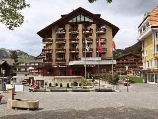 Ferienwohnung Eiger  in Wengen, Berner Oberland - 6 Personen, 2 Schlafzimmer
