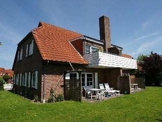 Apartment Poseidon  in Norddeich, North Sea - 4 persons, 2 bedrooms