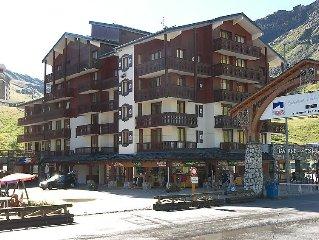 Apartment Rond Point des Pistes  in Tignes, Savoie - Haute Savoie - 4 persons,