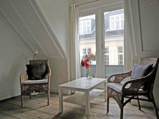 City Apartment in Dannemare mit 1 Schlafzimmern 2 Schlafplatzen