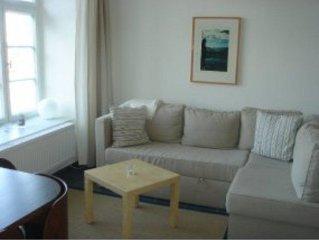 Studiowohnung Backbord (max. 2 Pers.) mit Terrasse - Ferienwohnung 'Alter Hafen'