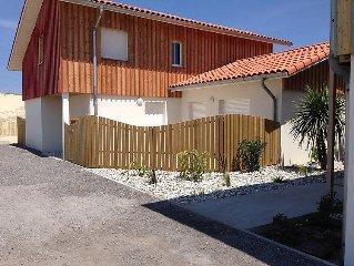 Ferienhaus Plage Oceane  in Biscarosse, Landes - 10 Personen, 4 Schlafzimmer