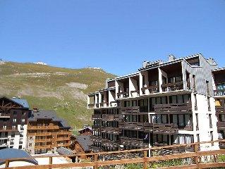 Apartment Le Pramecou  in Tignes, Savoie - Haute Savoie - 6 persons, 1 bedroom