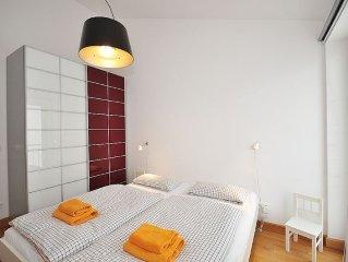 Villa Hansa app. 6, WiFi incl. - Lux app. 2 BR Villa Hansa No. 6 Penthouse WiFi