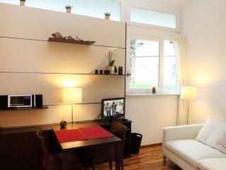 Nichtraucher-Ferienwohnung 'Typ A', 25 qm, max. 2 Personen - Appartements im Zyl
