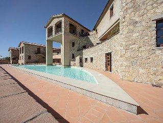Apartment Borgo di Gaiole  in Gaiole in Chianti, Tuscany Chianti - 4 persons, 1