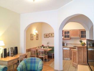 Ferienwohnung Sanssouci mit ca. 67 qm, 2 Schlafzimmer, fur max. 5 Personen
