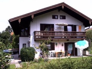 Vacation home Ruhpolding for 3 - 6 persons with 2 bedrooms - Holiday apartment