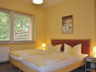 2-Raum-Apartment 36 m2 - Apartments mit Terrasse zw. Rostock und Warnemunde A 10