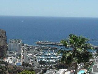 Ferienwohnung Puerto Rico fur 2 - 3 Personen mit 1 Schlafzimmer - Ferienwohnung