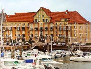 Ferienwohnung Port Guillaume  in Cabourg, Normandie - 6 Personen, 2 Schlafzimmer