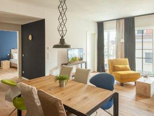 3-Zimmerferienwohnung 'Familie max' ca. 56qm fur max. 6 Personen