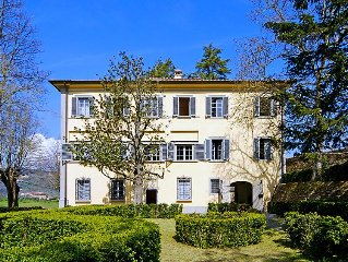 Vacation home Il Salicone  in Montecatini Terme, Florence Countryside - 16 pers