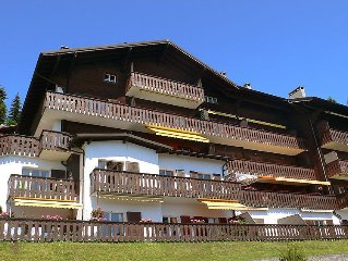 Ferienwohnung Regina C  in Villars, Waadtlander Alpen - 4 Personen, 2 Schlafzimm