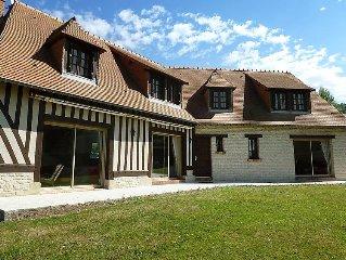 Ferienhaus Harmonie  in Deauville - Trouville, Normandie - 10 Personen, 5 Schlaf