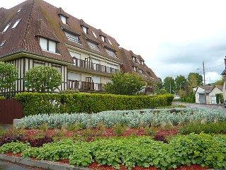 Ferienwohnung Le Surcouf  in Cabourg, Normandie - 4 Personen, 1 Schlafzimmer