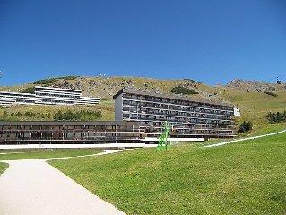 Apartment Aravis  in Les Menuires, Savoie - Haute Savoie - 6 persons, 2 bedrooms