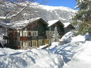 Apartment Aragon  in Ernen, Valais - 2 persons, 1 bedroom