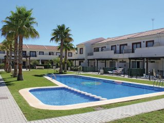 2 bedroom accommodation in Rojales
