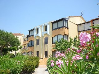 Apartment Les Mas de La Mer  in Saint Cyprien, Pyrenees - Orientales - 4 person