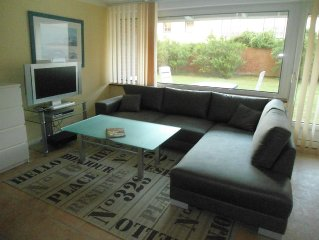 3-Zimmer-Wohnung - Nordsee-Residenz, Appartement 10