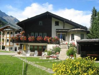 Apartment Saas-Grund for 2 - 3 persons with 1 bedroom - apartment in one or mul