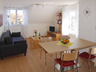 Ferienwohnung Nr. 4, Typ C, 3-Zimmer-Fewo, 55 qm