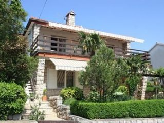 Vacation home Crikvenica for 4 persons with 2 bedrooms - Holiday apartment