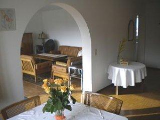 Ferienwohnung mit ca. 70qm, 1 Schlafzimmer, für maximal 3 Personen