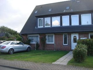 Apartment Sankt Peter-Ording for 2 - 4 people 2 bedroom - Apartment