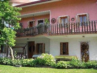 Ferienwohnung Casa Myriam  in Col di Cugnan, Dolomiten - 4 Personen, 2 Schlafzim
