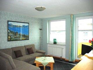 Strand1809-3-Räume-1-6 Pers.+1 Baby - Ferienhaus Strand18 strandnah Karlshagen