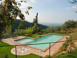 Apartment Donatello  in Vinci, Florence Countryside - 11 persons, 3 bedrooms