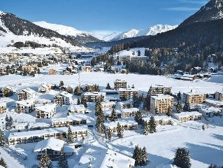 Apartment Solaria Serviced Apartments  in Davos - Dorf, Grisons / Graubunden -