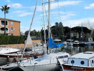 Ferienwohnung Village Marin  in Port Cogolin, Cote d'Azur - 4 Personen, 1 Schlaf