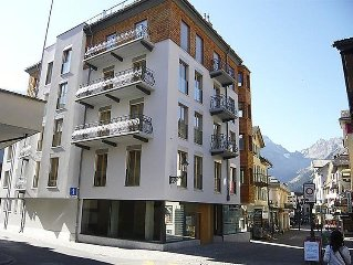 Apartment Dorfstrasse 7/41  in Engelberg, Central Switzerland - 4 persons, 2 be