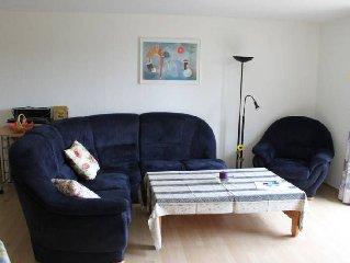 Ferienwohnung, 45qm, 1 Schlafzimmer, max. 2 Personen