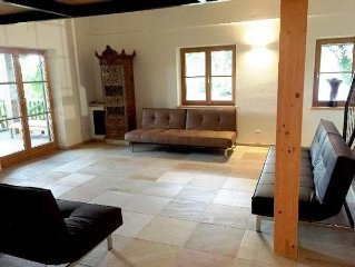 Vacation home Lechbruck for 6 - 8 persons with 4 bedrooms - Penthouse holiday a