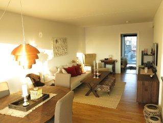 City Apartment in Kopenhagen mit 3 Schlafzimmern 5 Schlafplätzen