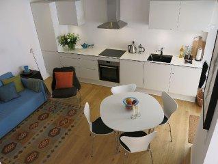 City Apartment in Kopenhagen mit 1 Schlafzimmern 4 Schlafplatzen