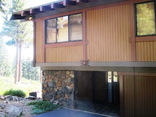 Lovely Forested Lakeview Corner Condo Unit