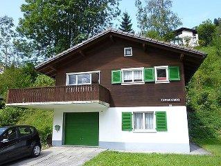 Apartment Casa Mira  in Engelberg, Central Switzerland - 6 persons, 3 bedrooms