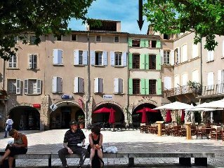 Vacation home in Nyons, Mont Ventoux surroundings - 6 persons, 2 bedrooms