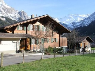 Vacation home Adelboden for 4 - 6 persons with 1 bedroom - Holiday apartment in
