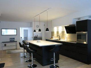City Apartment in Kopenhagen mit 2 Schlafzimmern 4 Schlafplätzen