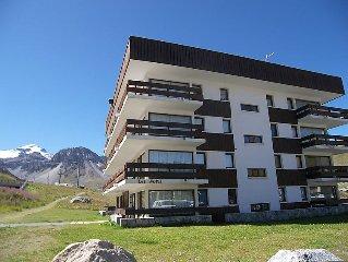 Apartment Les Pistes  in Tignes, Savoie - Haute Savoie - 4 persons, 1 bedroom
