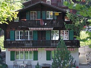 Apartment Spassvogel  in Grindelwald, Bernese Oberland - 4 persons, 2 bedrooms