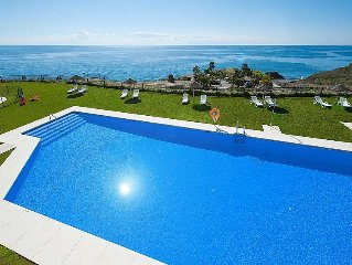 Apartment front seaview, 1 bedroom in Torrox  in Torrox Costa, Costa del Sol -